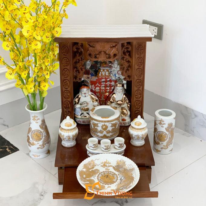 Bán bàn thờ thần tài mini Hà Nội BCBX01TD