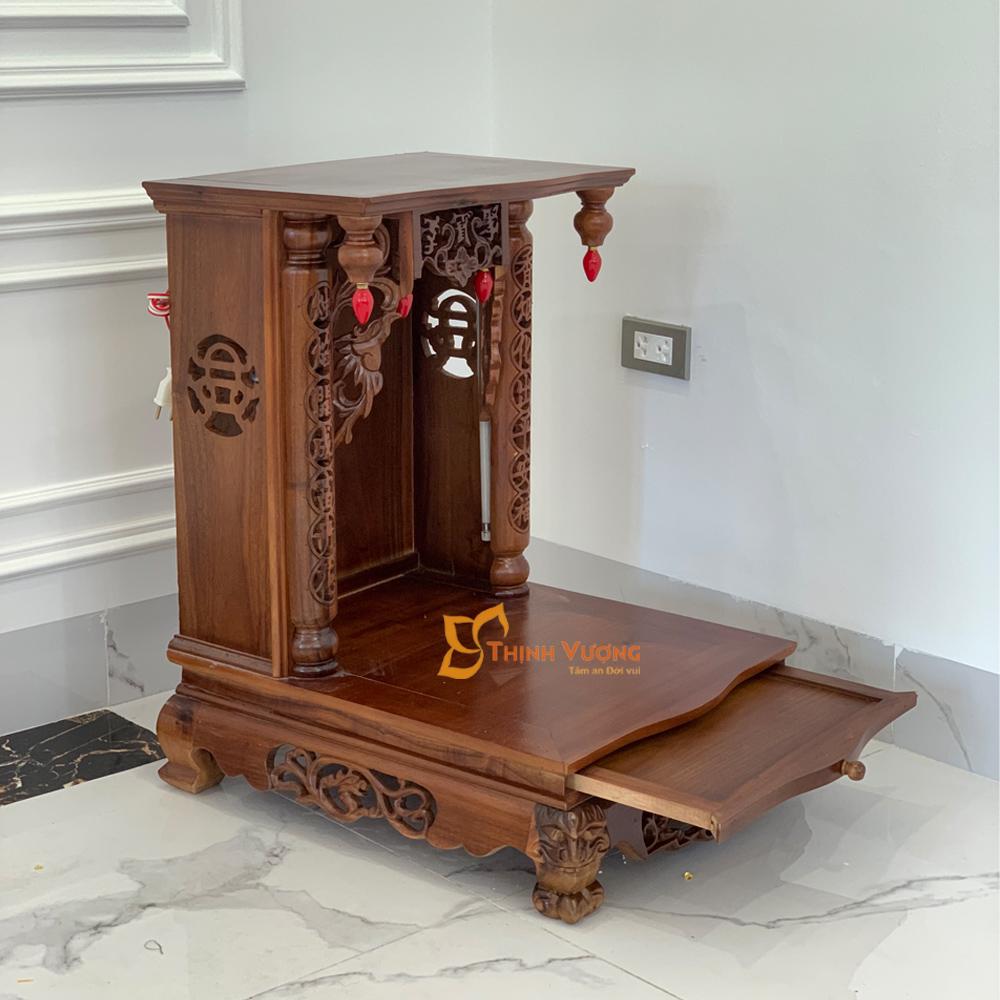 Giá bán bàn thờ thần tài là bao nhiêu AS MBG41