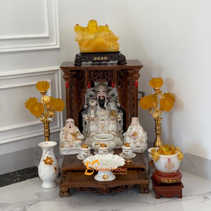 Địa chỉ bán bàn thờ thần tài MBG01SN1