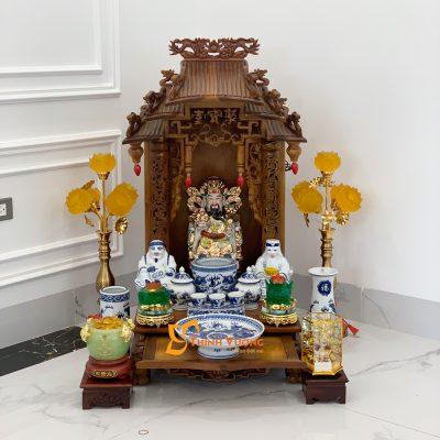 Kích thước bàn thờ ông địa thần tài chuẩn nhất BMDG48