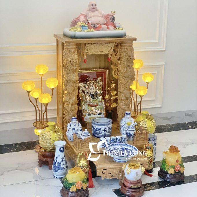 Địa chỉ mua bàn thờ thờ thần uy tín