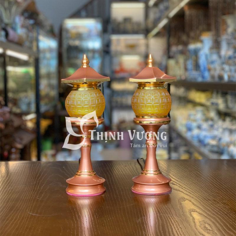 Đèn thờled 5 bông sen tại Hà Nội