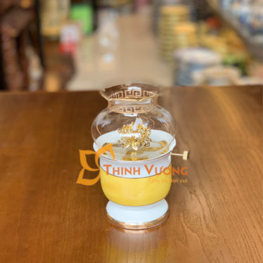 Mua đèn dầu màu vàng đẹp ở Hà Nội