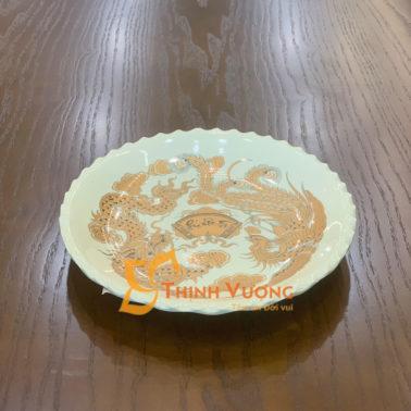 Hà Nội bán đĩa thờ bát tràng