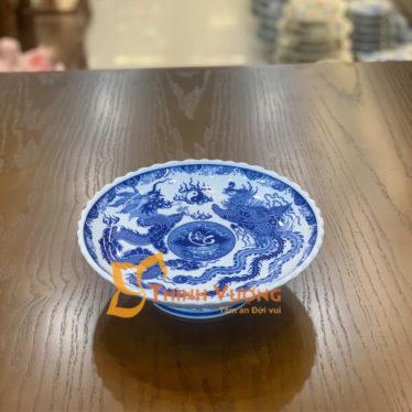 Hà Nội bán đĩa thờ bát tràng giá rẻ đẹp