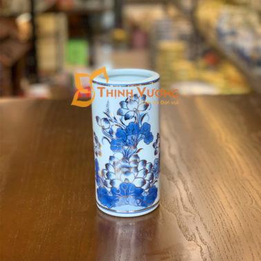 Giá ống đựng nhang vẽ vàng tại Hà Nội