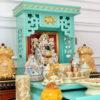 Mua bàn thờ thần tài giá rẻ sứ ngà 3