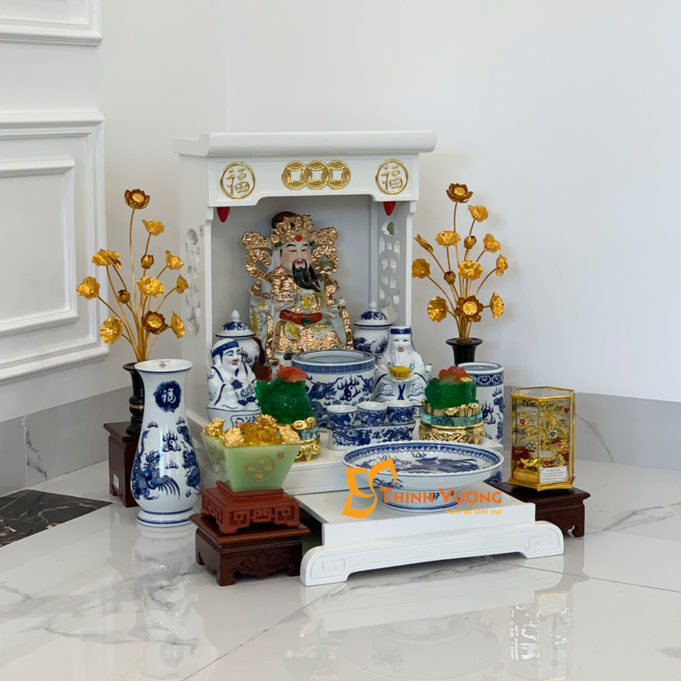 Hà Nội bán bàn thờ thần tài thổ địa chung cư