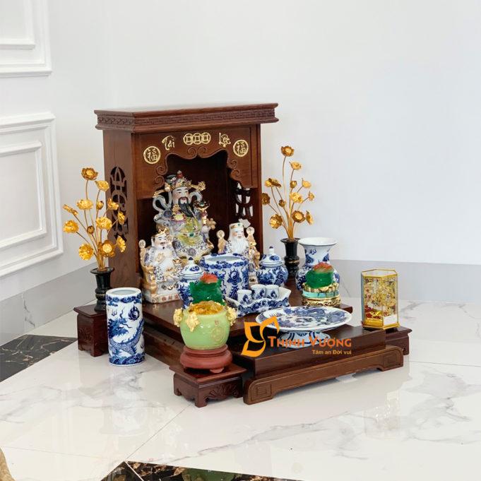 Hướng đặt bàn thờ ông địa theo mệnh của gia chủ