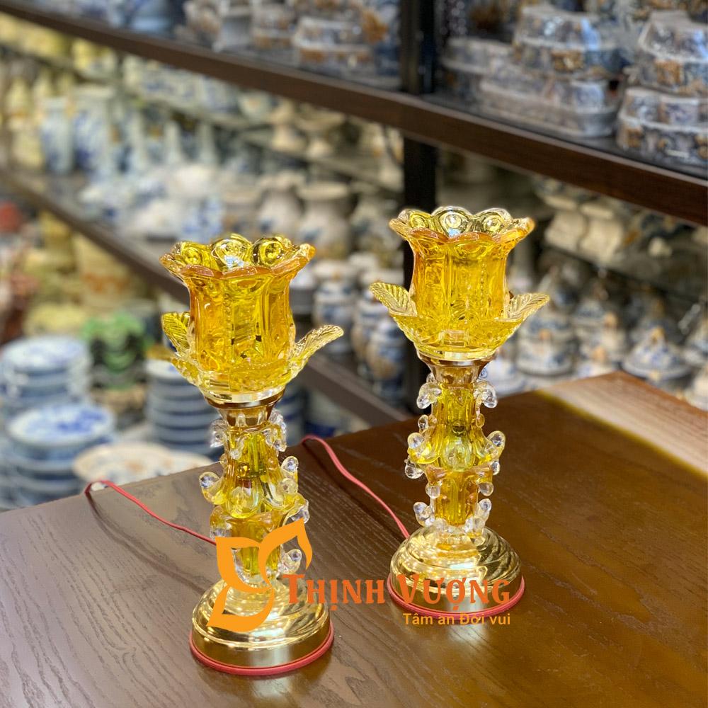 Đèn thờ thần tài giá rẻ đẹp