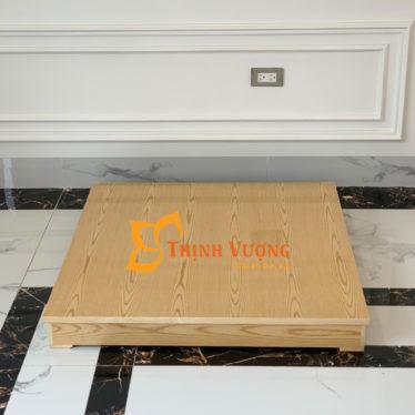 kệ kê bàn thờ thần tài bằng gỗ