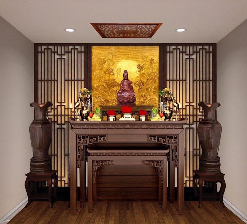 lưu ý khi thờ Phật