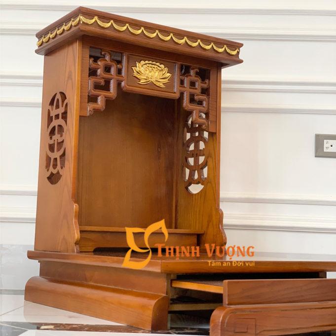 mua bàn thờ thần tài cao cấp
