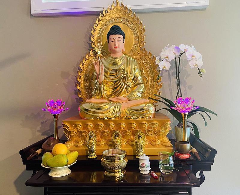Ý nghĩa thờ cúng Phật