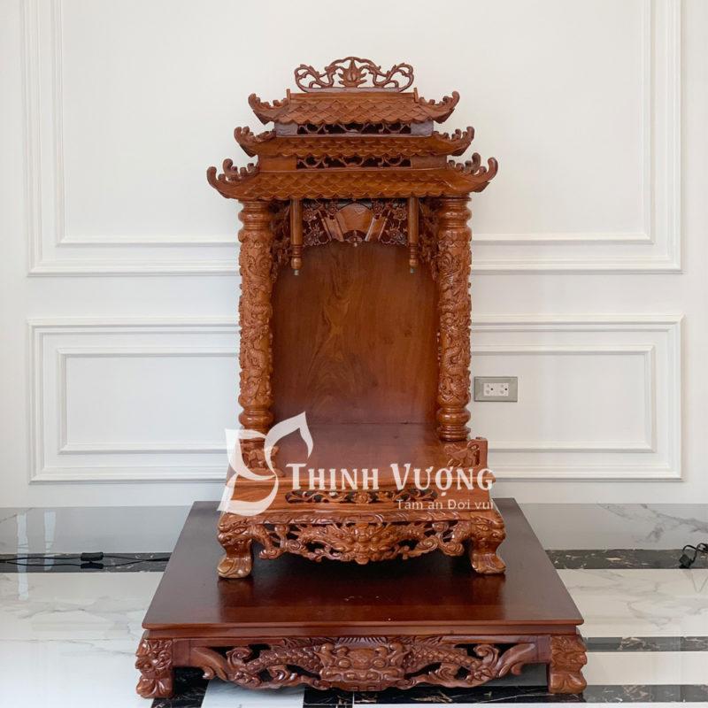 Hướng dẫn cách mua bàn thờ Thần Tài hợp phong thuỷ nhất