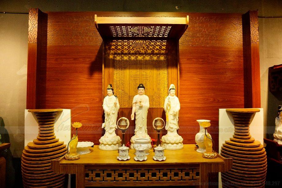 Tại sao cần sắp xếp bàn thờ Phật và gia tiên đúng chuẩn?
