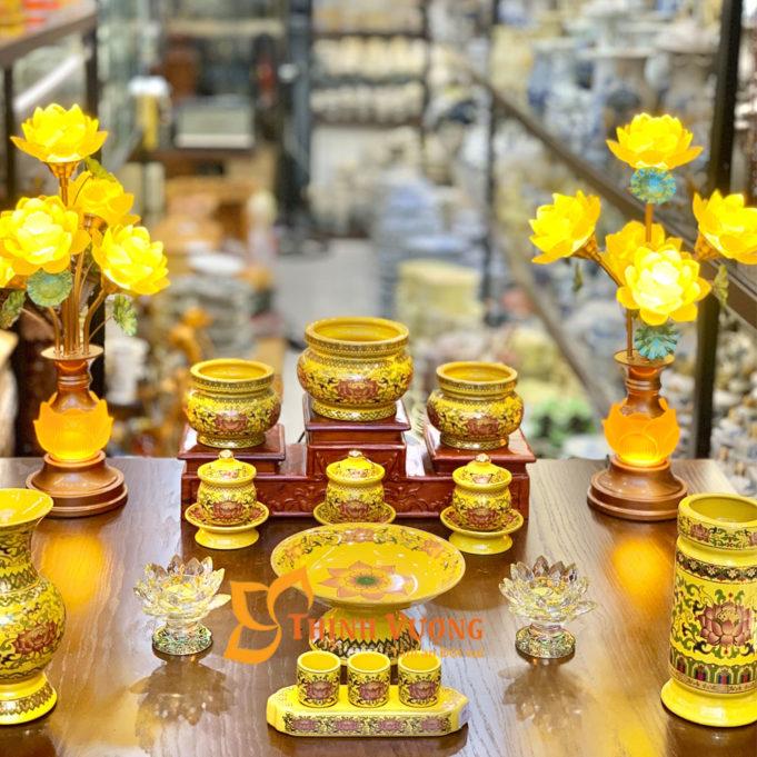 Đơn vị cung cấp, bán sản phẩm bát hương đẹp