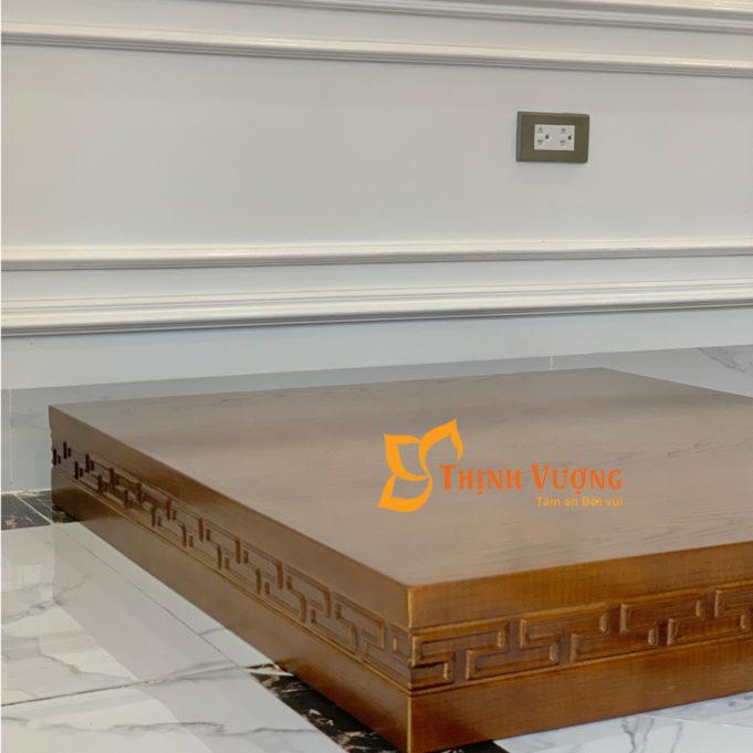 Mua kệ gỗ cho bàn thờ thần tài